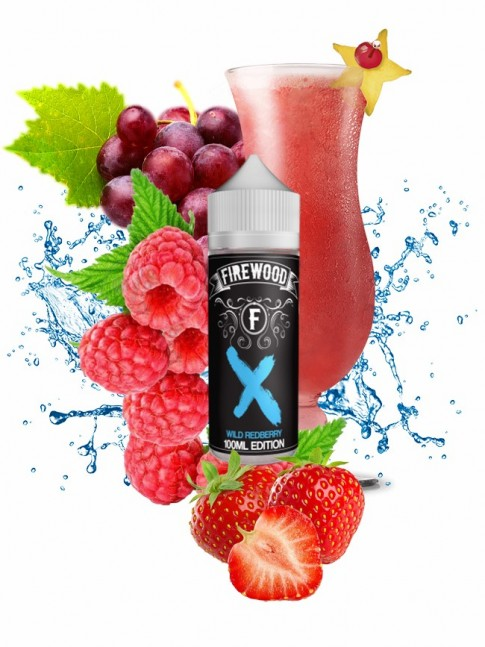 Buy Wild Redberry 100 ml at Vape Shop – 7Vapes