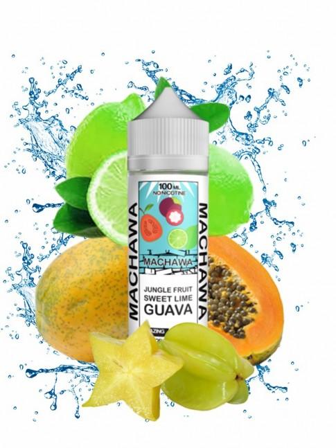 Buy Jungle Fruit Sweet Lime Guava 100 ml at Vape Shop – 7Vapes