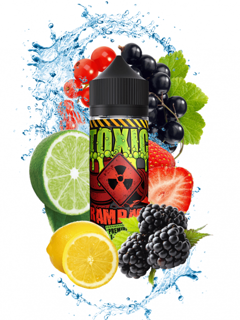 Buy Rampage 100 ml at Vape Shop – 7Vapes