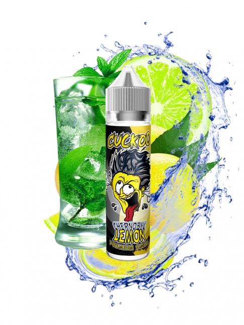 Buy Chernobyl Lemon 50 ml at Vape Shop – 7Vapes