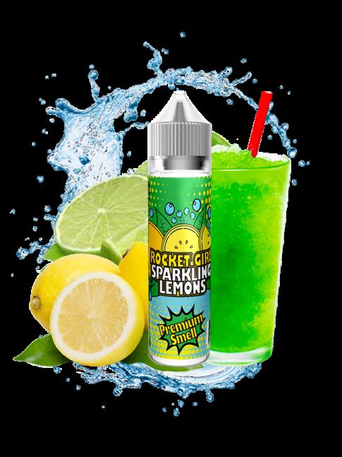 Buy Sparkling Lemons 50 ml at Vape Shop – 7Vapes