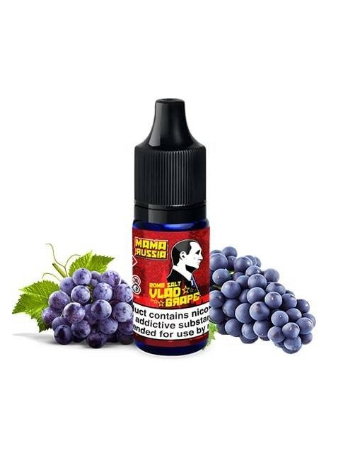 Buy MAMA RUSSIA Salts VLAD GRAPE at Vape Shop – 7Vapes