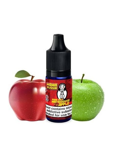 Buy MAMA RUSSIA Salts MATRIOSHKA APPLE at Vape Shop – 7Vapes