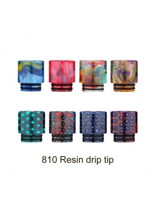 Buy Aleader 810 Resin Drip Tip at Vape Shop – 7Vapes