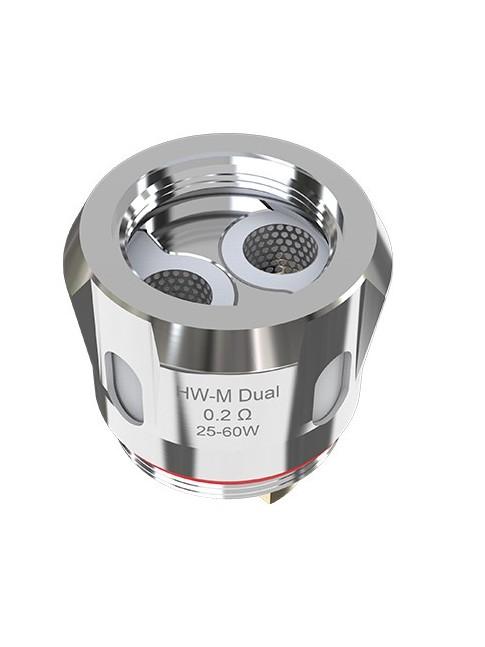 Buy Eleaf iJust 3 HW-M Dual Coil at Vape Shop – 7Vapes
