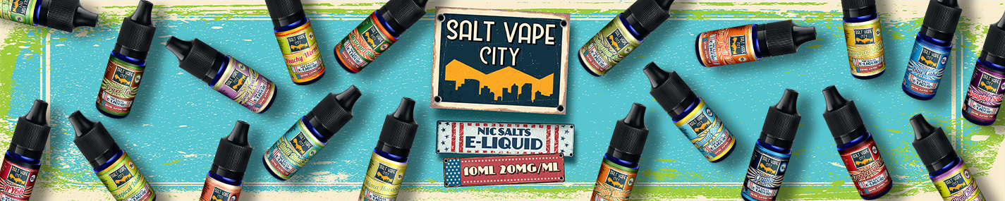 Salt Vape City (USA) | 7Vapes E-cigarettes