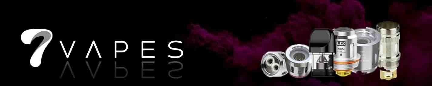 Coil Heads & Pods | 7Vapes E-cigarettes
