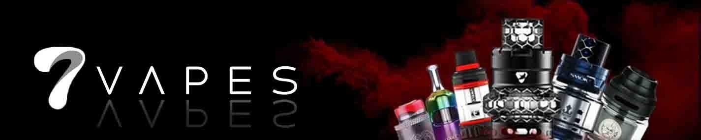 Tanks | 7Vapes E-cigarettes